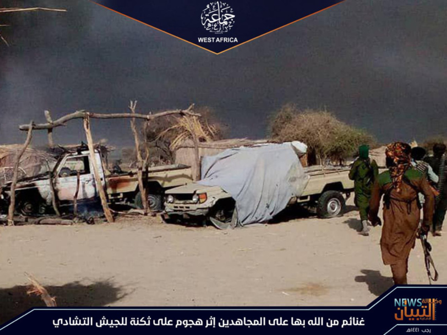 Tchad : Boko Haram diffuse une vidéo de son attaque contre l'armée au Lac