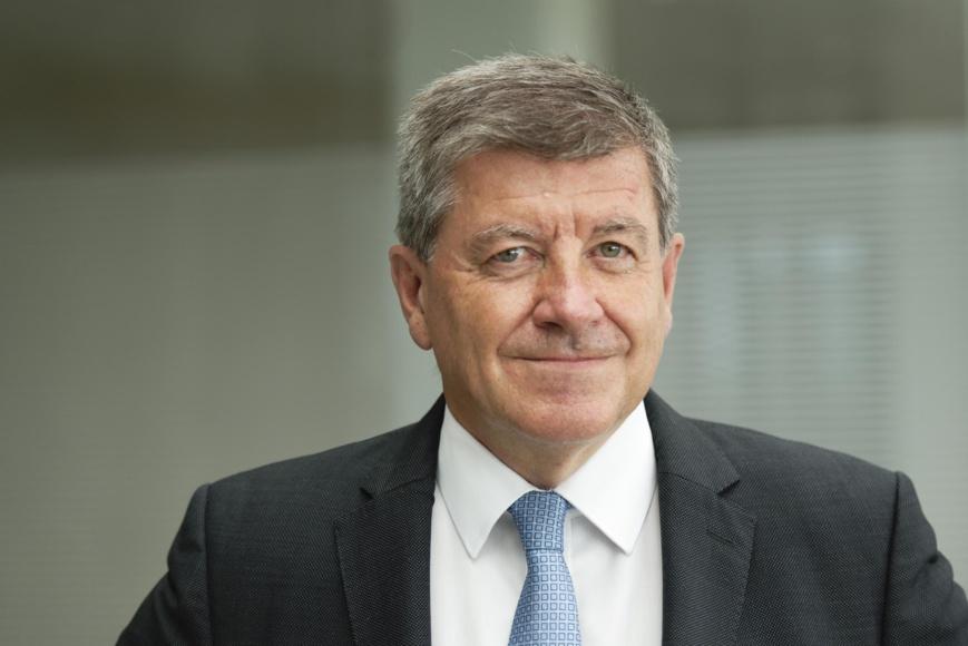 Guy Ryder, Directeur général de l'Organisation internationale du Travail (OIT). © OIT