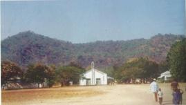 KONE Ngabra (Mont Ngabra) dans la ville de Baibokoum.