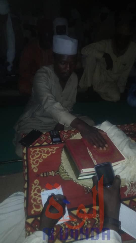 Tchad : au Sila, un serment sur le Coran après des soupçons liés à la récente tuerie. © Mahamat Issa Gadaya/Alwihda Info