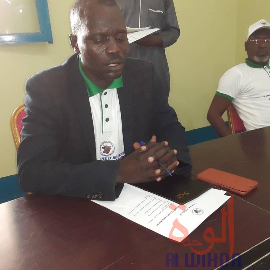 Tchad - Covid-19 : des opérations de sensibilisation initiées par les jeunes à Abéché