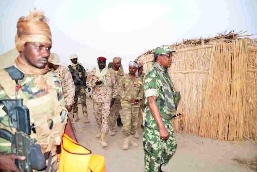 Opération Colère de Bohoma au Lac Tchad, Niger et Nigeria. ©PR