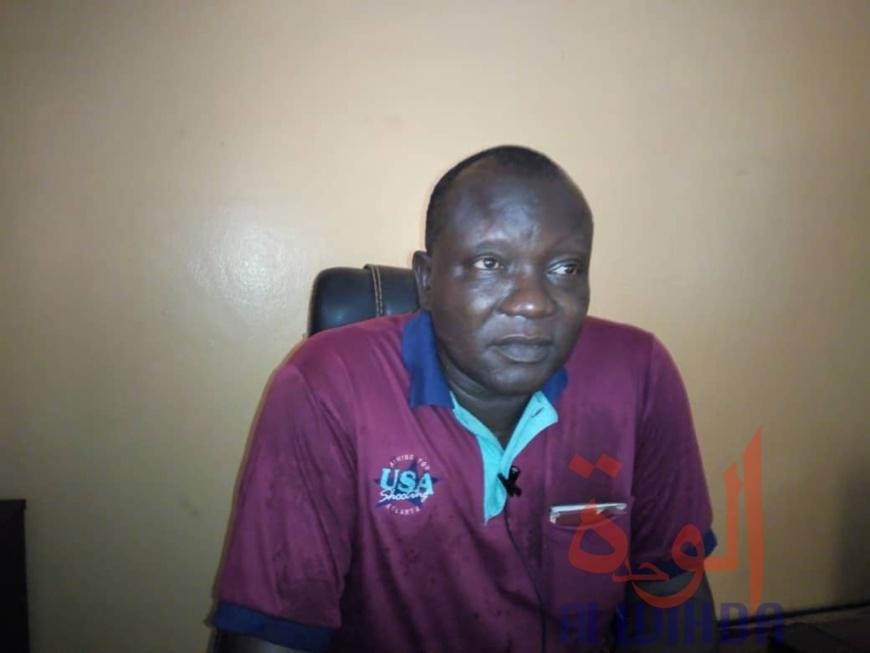 Le délégué sanitaire provincial du Logone Occidental, Dr. Djekainkoulayom Redmbayo Honoré. © Golmen Ali/Alwihda Info