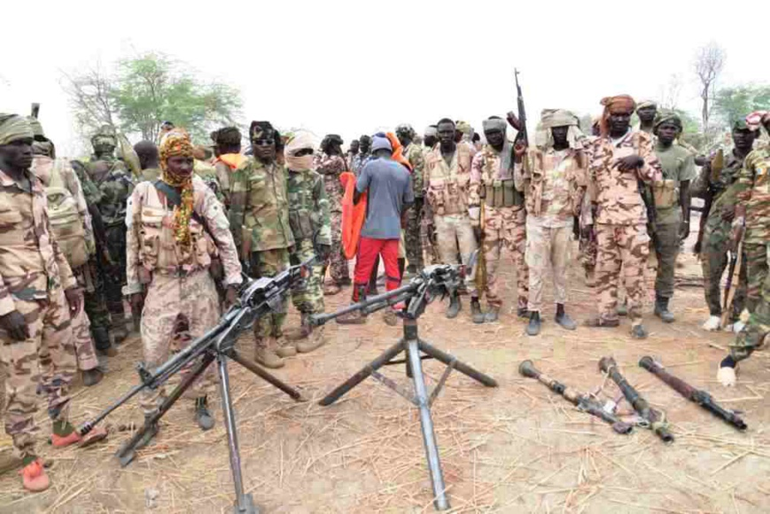 Niger : l'armée tchadienne neutralise une importante base de Boko Haram. © PR