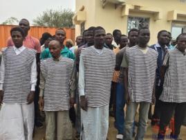 Tchad : plus de 3200 détenus vont bénéficier de la libération définitive. © Djimet Wiche/Alwihda Info