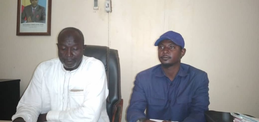 Tchad : colère des salariés de l'abattoir frigorifique de Farcha. © Djibrine Haïdar/Alwihda Info