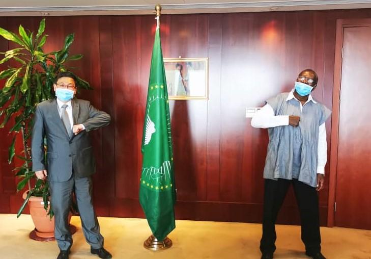 Africains maltraités : la Chine regrette, l'UA met en garde. ©UA