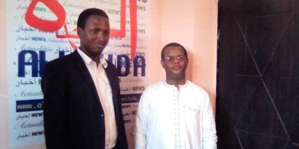 Tchad : Kébir Mahamat Abdoulaye en visite à Alwihda Info