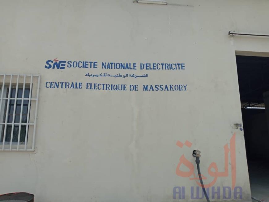 Tchad : en province, la population boude la coupure intempestive d'électricité. © Mbainaissem Gédéon Mbeïbadoum/Alwihda Info