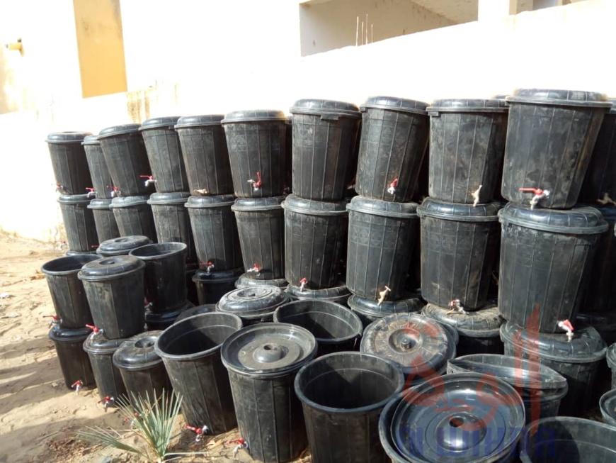 Tchad - Covid-19 : à Bongor, un important don au comité provincial de veille