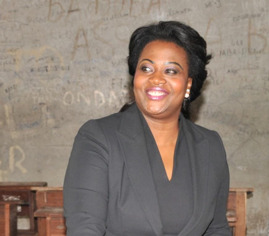 Claudia Lemboumba Sassou NGuesso