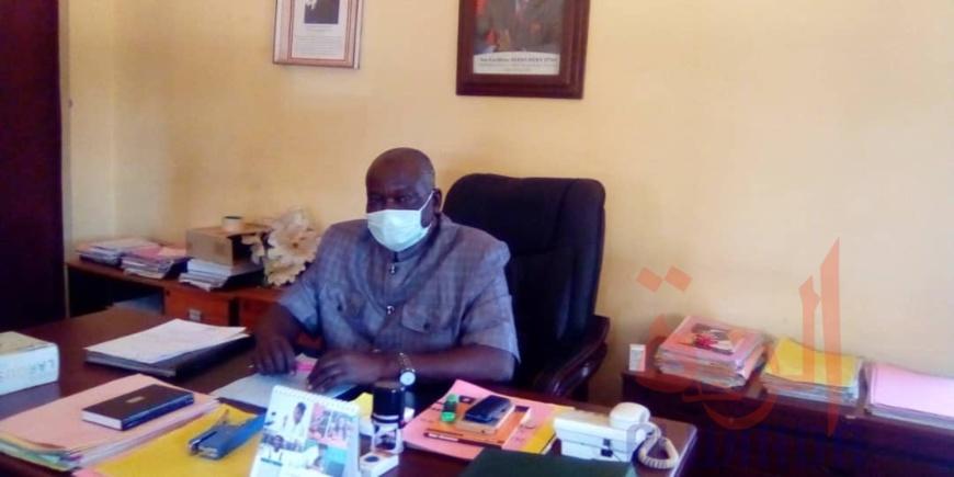 Le maire de la ville de Pala, Tao Hindabo. © Foka Mapagne/Alwihda Info