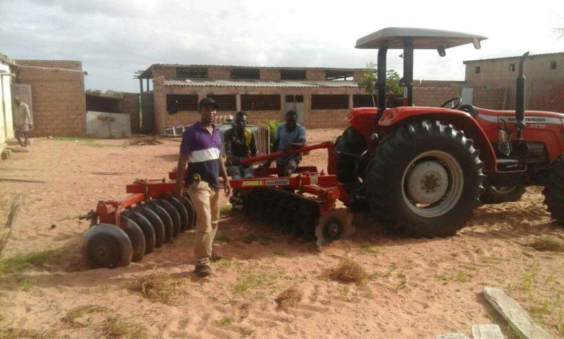 Tchad : L'élevage et l'agriculture à l'épreuve du Covid 19. © Mahamat Al-moukhtar Idriss Annour