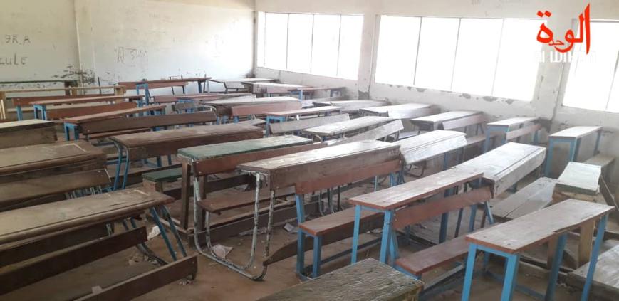 """Tchad : vers une """"reprise progressive"""" des cours si la situation sanitaire le permet"""