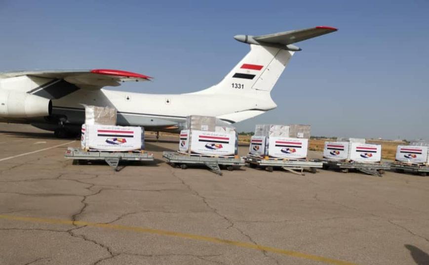 Tchad - Covid-19 : une aide médicale dépêchée par l'Égypte. © Min.Santé
