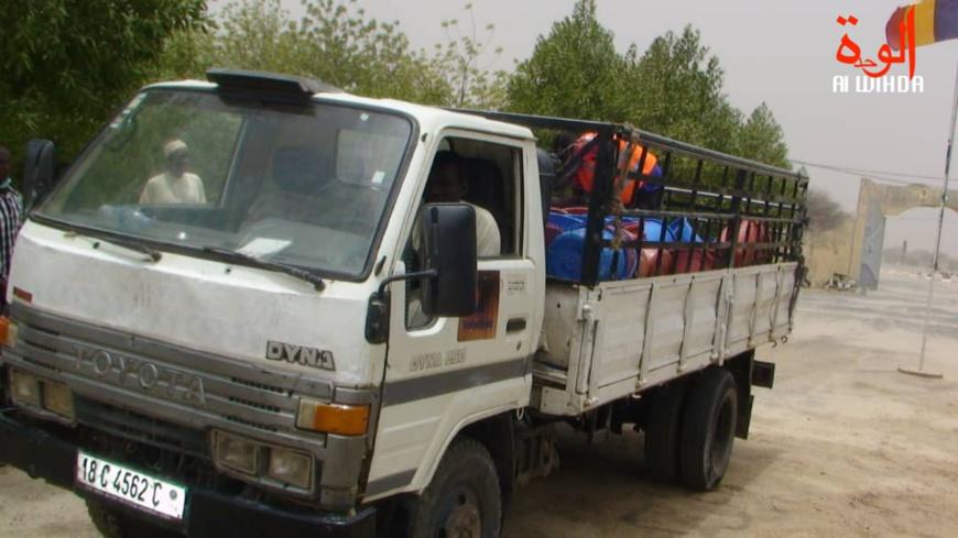 Un camion de marchandises au Tchad. Illustration © Alwihda Info