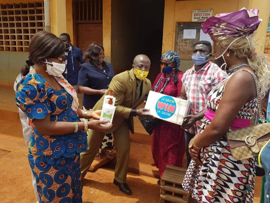 Cameroun/Chefferie Bafoussam: Pour une reprise des classes sans Covid-19