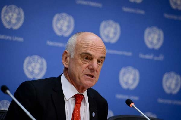 David Nabarro: China's pledge to fight COVID-19 is a generous contribution
