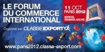 Forum du Commerce International avec l'Afrique