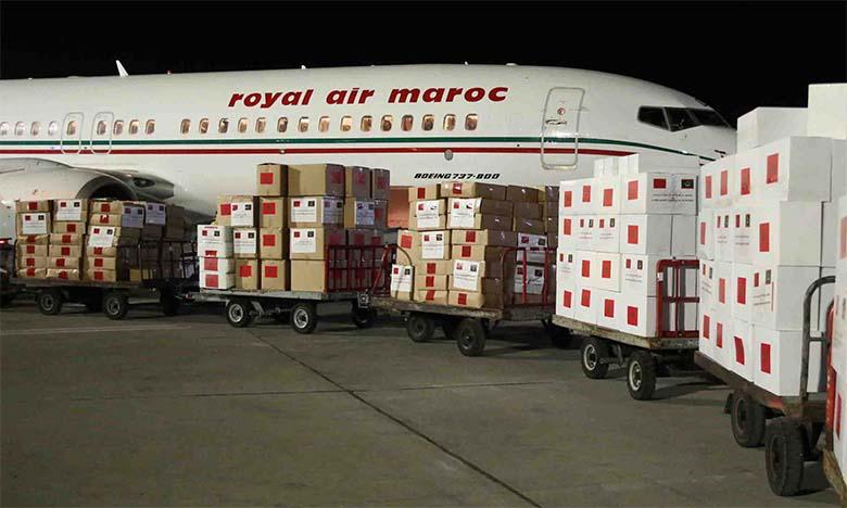 Le Maroc apporte une aide médicale aux pays africains frères