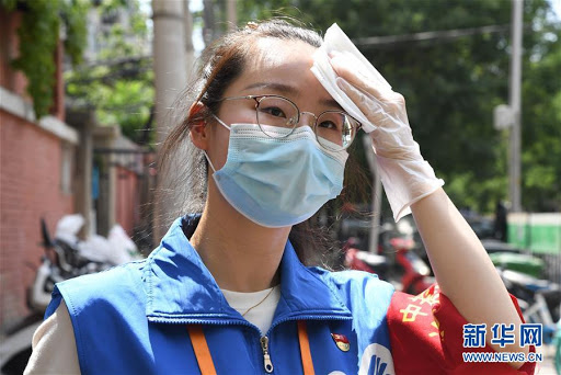 Virus in Beijing's Xinfadi from Europe, but older: China CDC