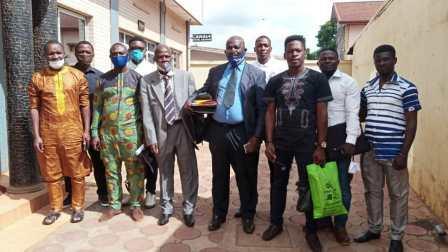 Un groupe d'ingénieurs pour faire du Cameroun un pays industriel.