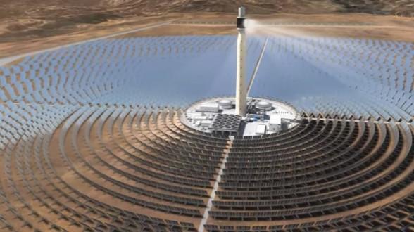 Maroc : Noor Ouarzazate, un parc solaire au coeur de la transition énergétique de l'Afrique. ©DR