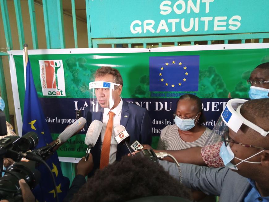 Côte d'Ivoire/Lutte contre la propagation du Covid-19 dans les prisons : L'ACAT-CI et LaBAP aux côtés des pensionnaires