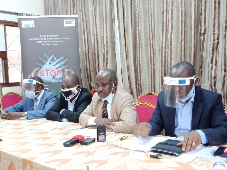 Côte d'Ivoire/Renforcement du contrôle régulier des lieux de détention : Des ONG plaident auprès du gouvernement, pour la mise place d'un Mécanisme National de Prévention