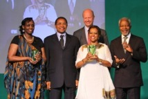 Le Forum sur la révolution verte en Afrique récompense les principaux acteurs du développement de l'économie agricole africaine