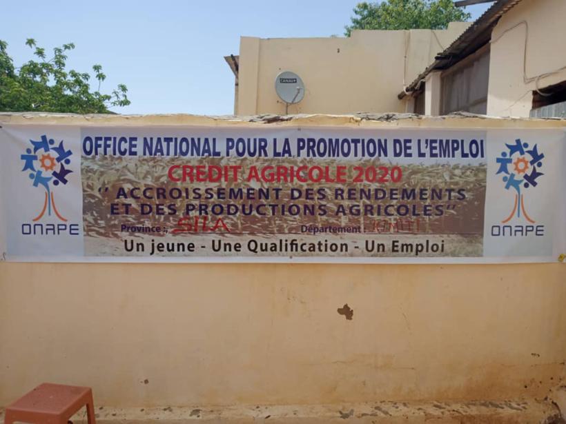 Tchad : au Sila, l'ONAPE remet des crédits agricoles pour renforcer la production