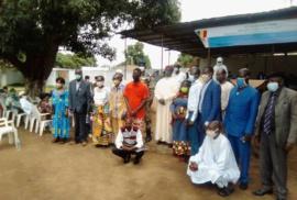Tchad : à Doba, des jeunes reçoivent des financements pour leurs projets. © Frédéric Ngardodim/Alwihda Info