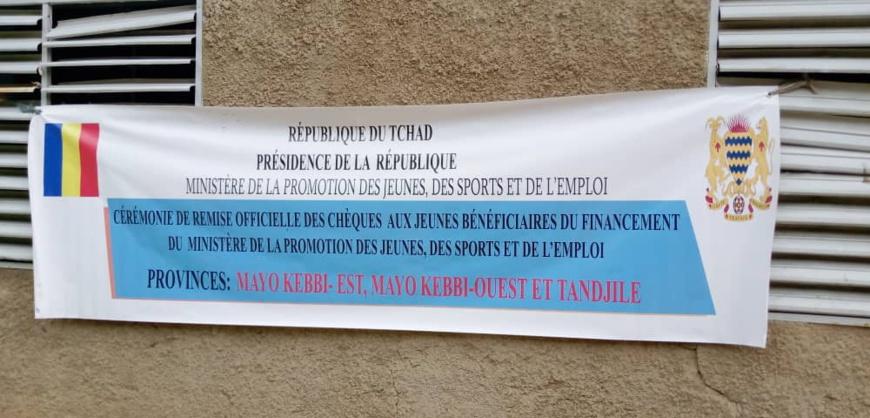 Tchad : à Laï, des jeunes porteurs de projets reçoivent des financements à hauteur de 23,6 millions Fcfa. © Éric Guedi/Alwihda Info