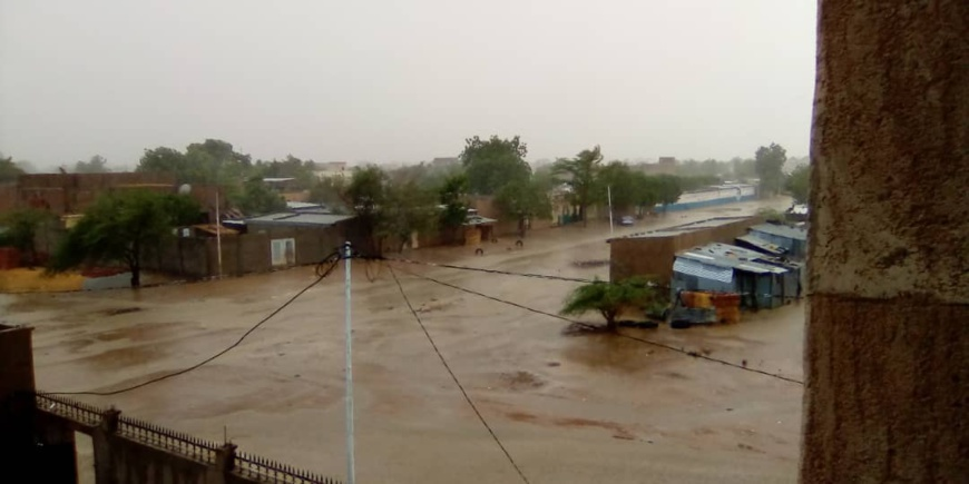 Tchad : de la pluie à N'Djamena ce jeudi
