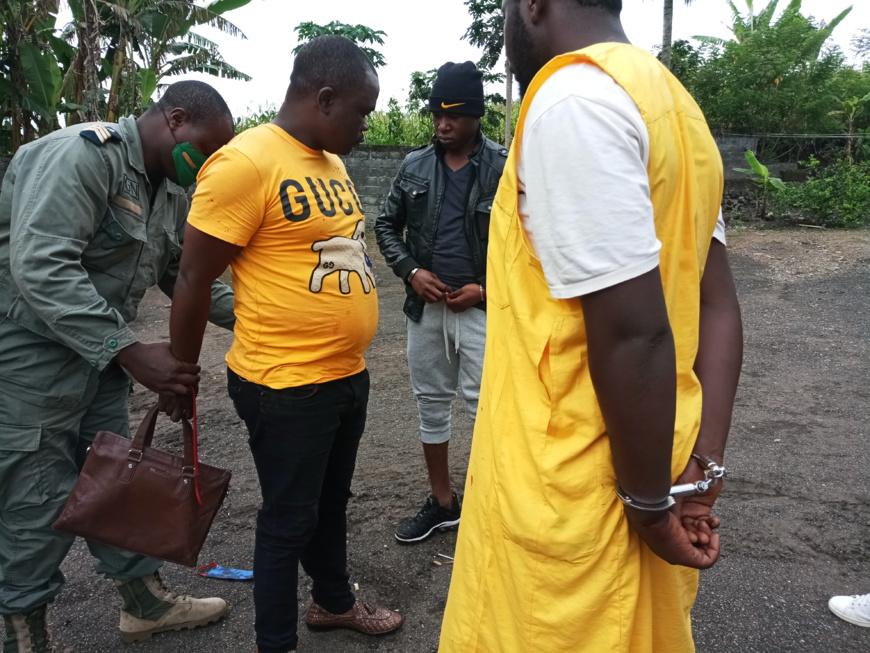 Cameroun/Foumbot : deux trafiquants arrêtés en possession d'ossements humains