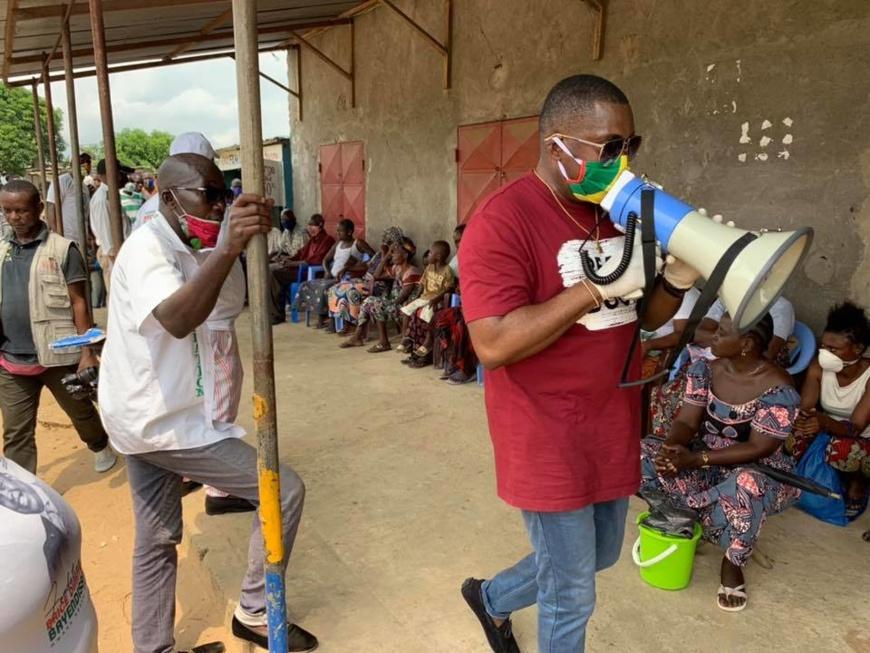 Congo : le député Brice Dimitri Bayendissa impulse une nouvelle dynamique par la réorganisation des forces vives de sa circonscription électorale