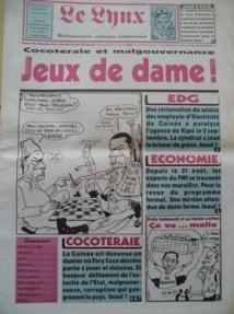 """La Guinée change : """"La parole s'envole et l'écrit RESTE !"""""""