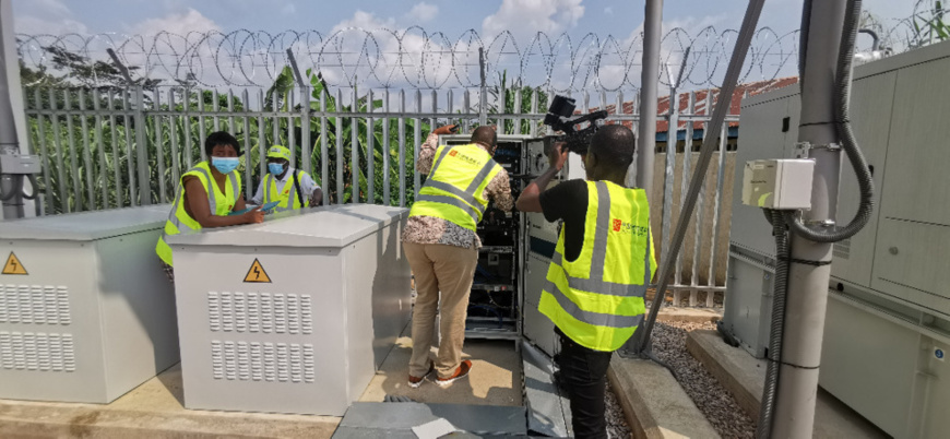 CAB CONGO–BAD : Imminent lancement officiel des travaux d'interconnexion Congo-Cameroun par fibre optique.