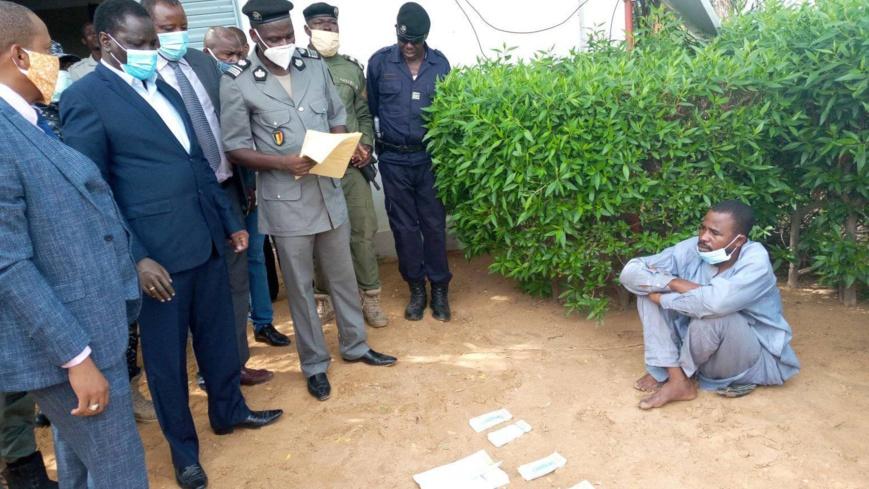Tchad : plusieurs présumés malfrats interpellés par la police à N'Djamena