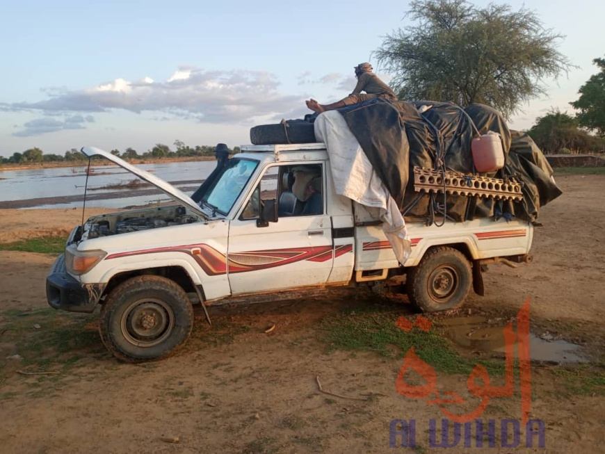Tchad : à l'Est, l'enclavement est un frein à l'activité économique. © Mahamat Issa Gadaya/Alwihda Info