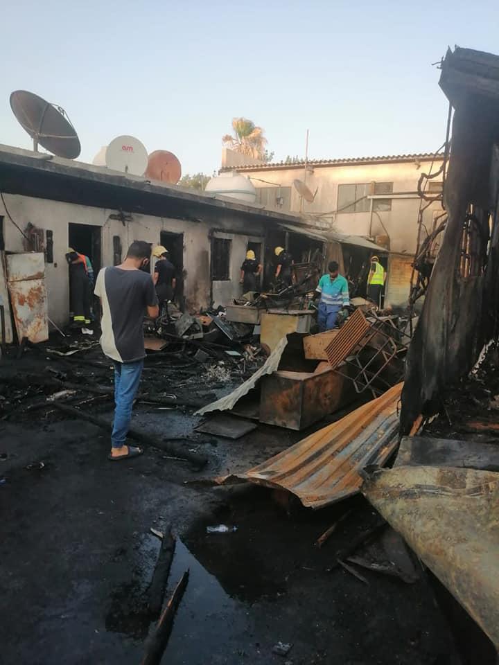 Arabie saoudite : 3 tchadiens d'une même famille sont morts dans un incendie