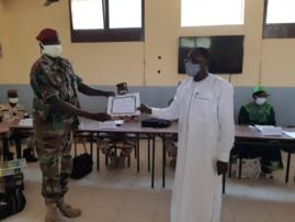 Tchad : des conseillers militaires de plusieurs provinces formés sur la prévention de maladies. ©Abba Issa/Alwihda Info