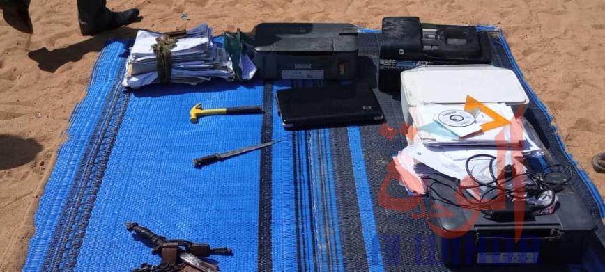 Tchad : 19 présumés malfrats interpellés par la police à N'Djamena