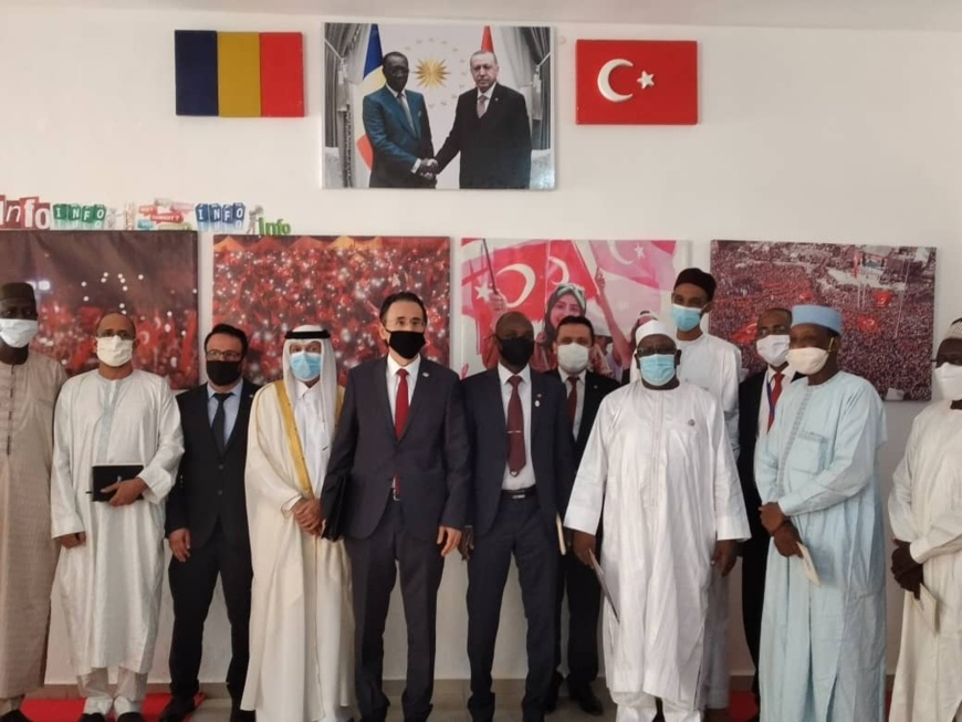 La Turquie commémore l'An 4 du triomphe de son peuple face à la tentative de coup d'État. © Malick Mahamat/Alwihda Info