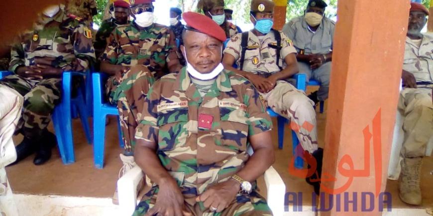 Tchad : un commandant de zone de défense installé au Mayo Kebbi Ouest