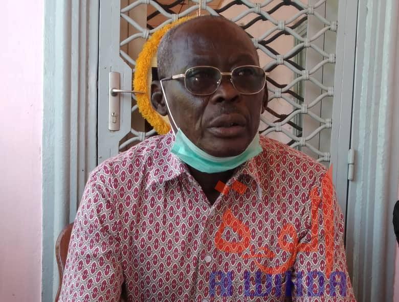 Tchad : à Sarh, le député Romadoumngar Felix Nialbé évoque la conquête du pouvoir. © Adam Yaya Bineya/Alwihda Info