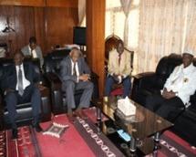 Tchad : Une délégation du Congrès National Soudanais reçu par Déby