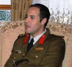 Khamis le fils de Kadhafi bien vivant à Benwalid.