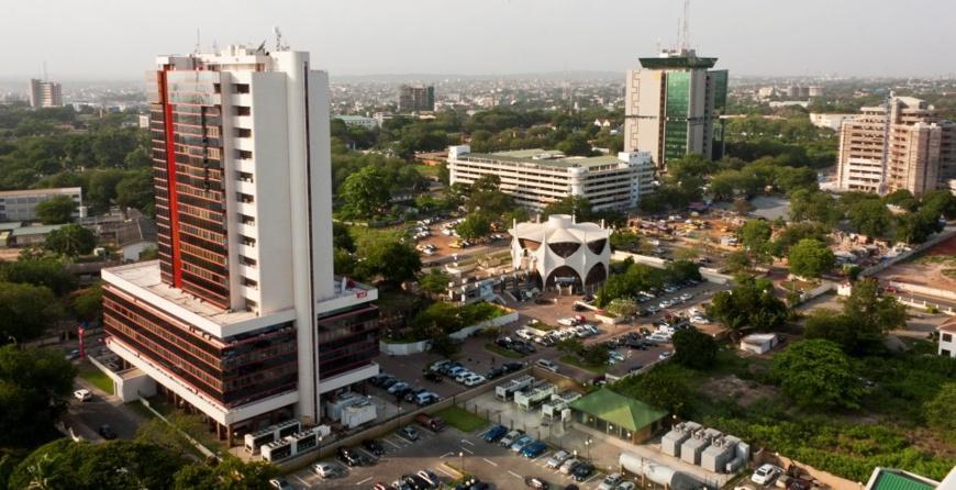 Au Ghana, la BAD contribue à la formation des compétences nécessaires à l'économie du pays. Illustration © DR