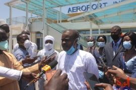 Tchad : l'aéroport de N'Djamena est prêt pour la réouverture dès demain